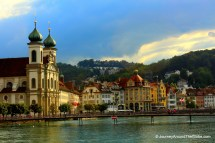 Lucerne Journey Globe