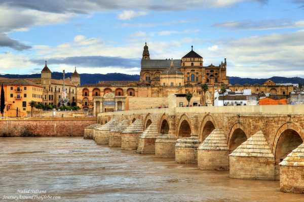 Cordoba Spain Capital Of Andalusia Journey
