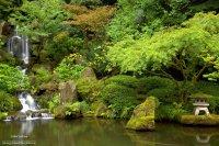 Portland Japanese Garden in Oregon   Journey Around The Globe