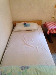 a ready bed for our guests