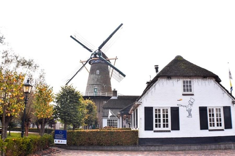 Pannenkoeken Restaurant, Netherlands