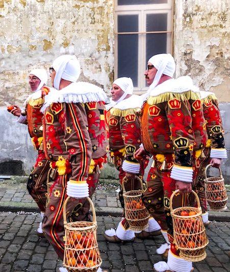 Carnival Binche