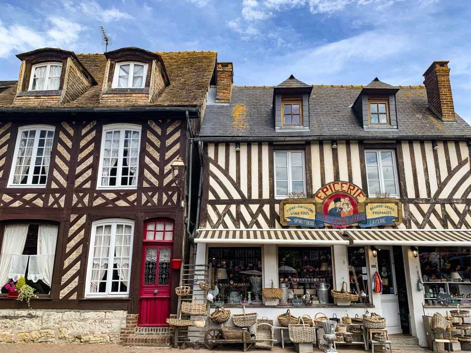 Beuvron-en-Auge Normandy, France
