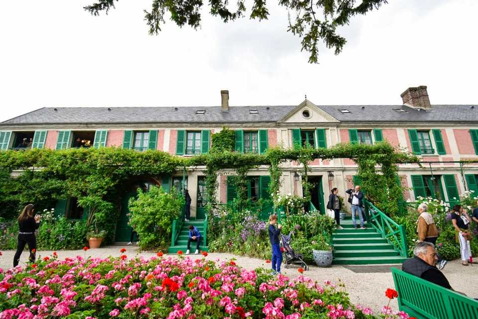 Monet's Home, Giverny, France