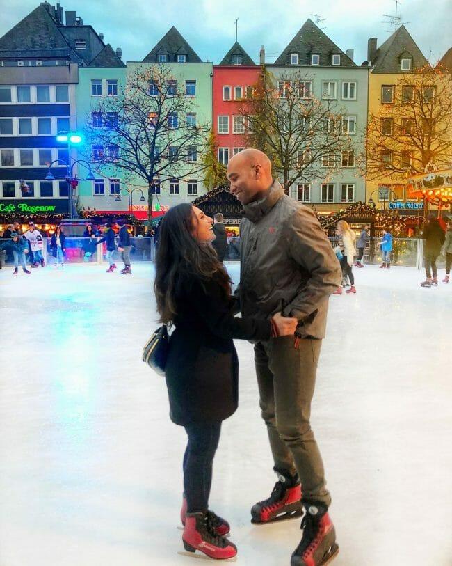 Cologne Ice Skating