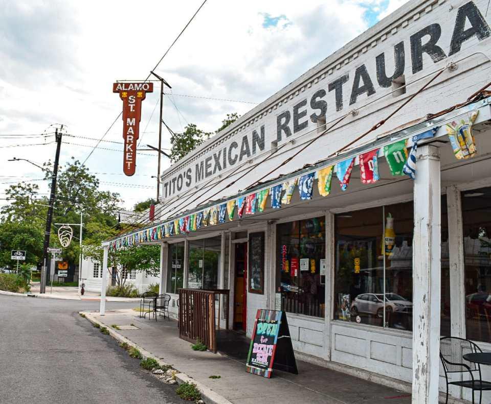 Tito's Mexican Restaurant i