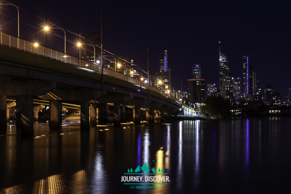 The Sundale Bridge, Surfers Paradise