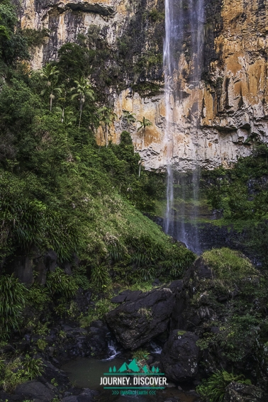 Purlingbrook Falls, Springbrook National Park, Gold Coast, Queensland, Australia