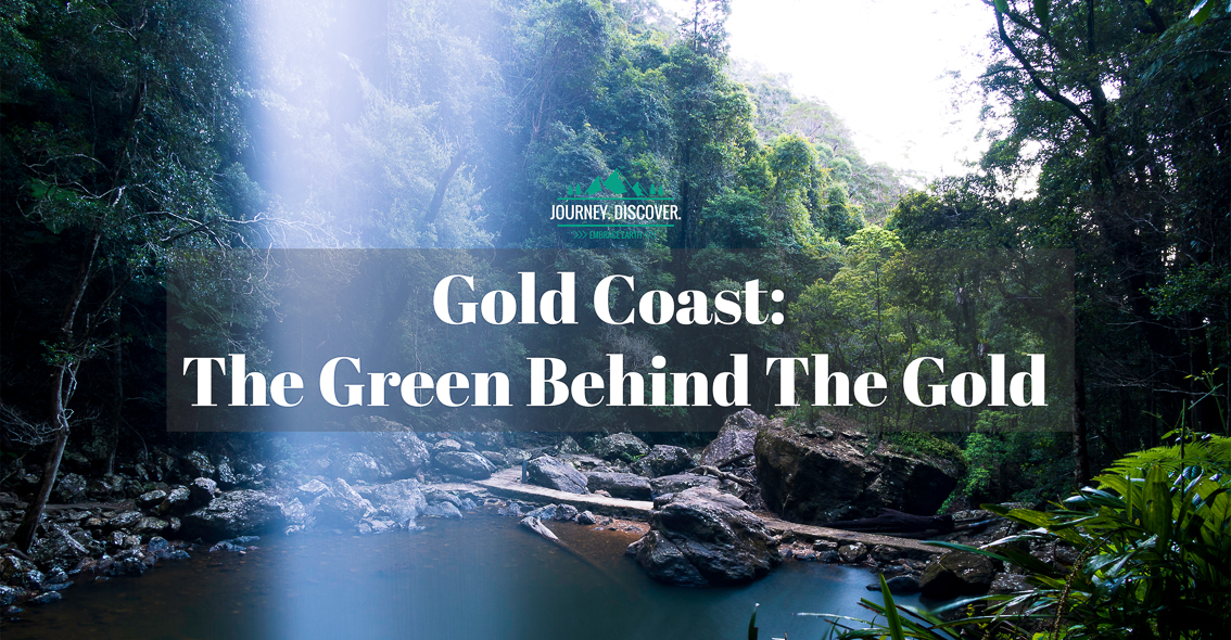 Gold Coast: The Green Behind The Gold