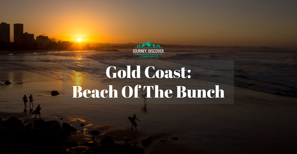 Gold Coast: Beach Of The Bunch
