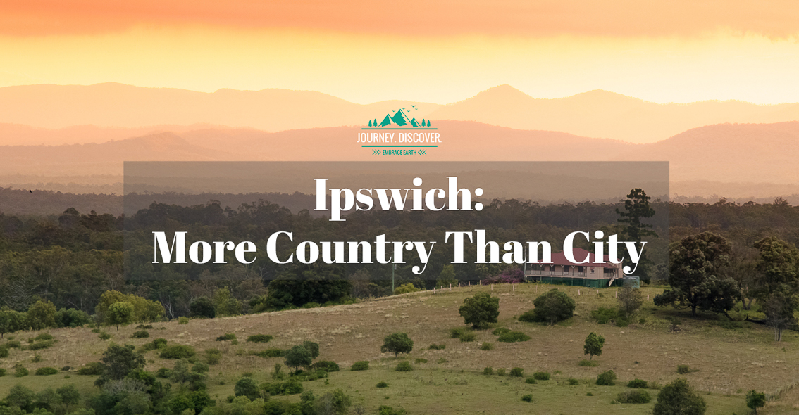 Ipswich - More Country Than City