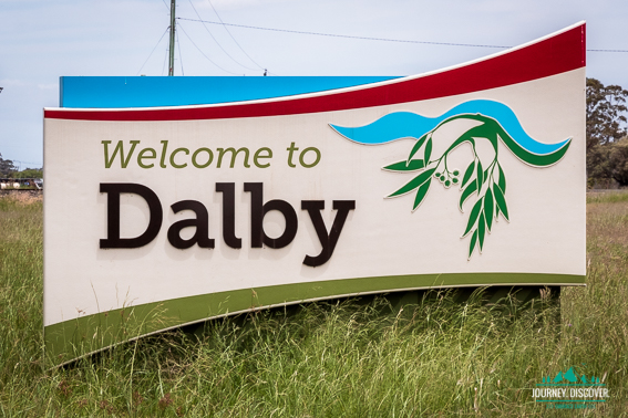 Dalby Sign