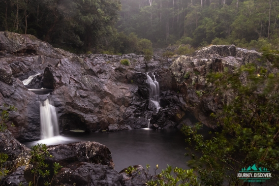 Wappa Falls, Mapleton National Park