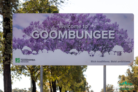 Goombungee Sign