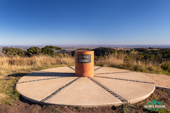 J.S. Fisher Lookout, Russell Park, Bunya Mountains National Park