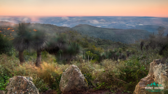 Mt Kianagrow, Bunya Mountains