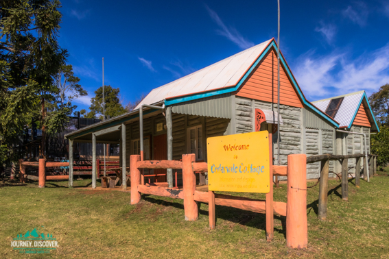 Cedarville Cottage, Bunya Mountains National Park