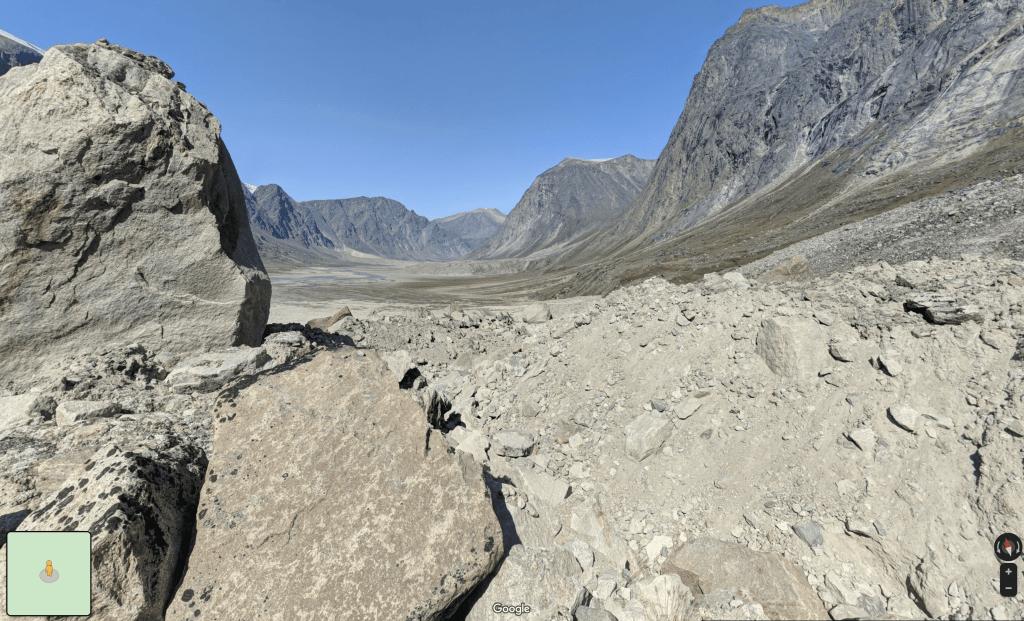 Canada - Near Mt Thor
