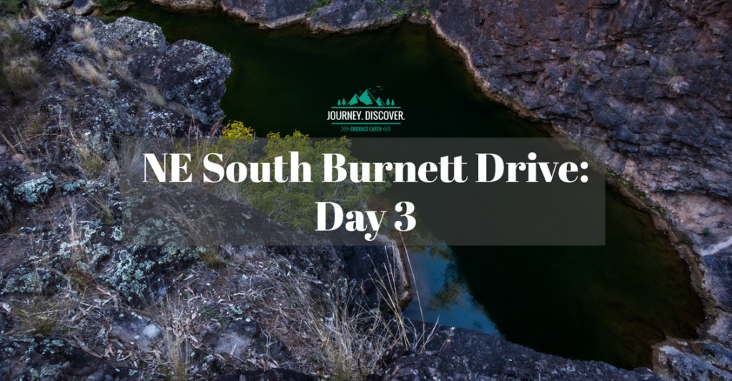 NE South Burnett Drive - Day 3