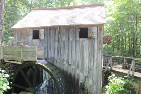 The old mill.
