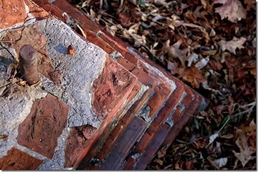 Sawdust pile foundation