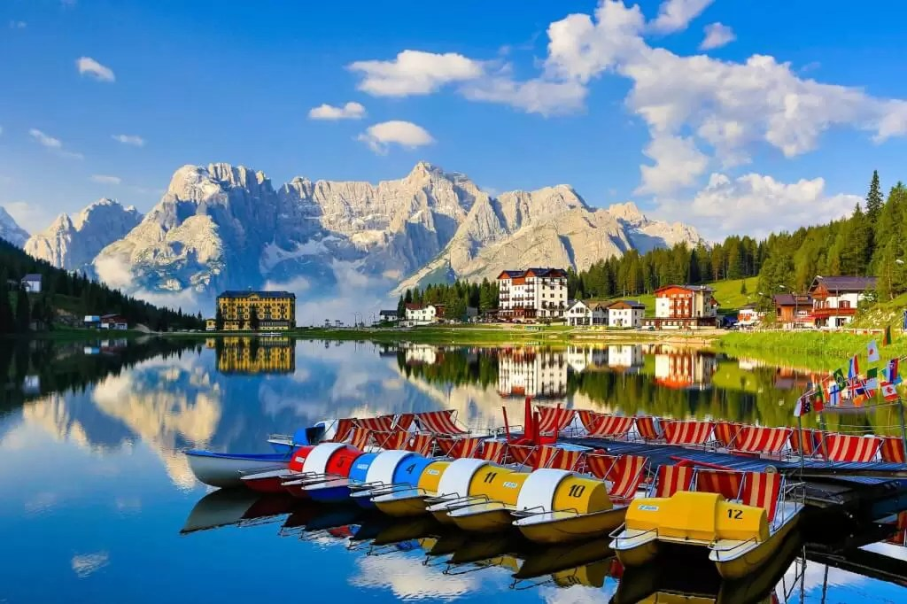 Italy - Countries for Nature Lovers