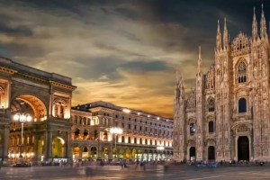 One-day Action Plan for Kids in Milan