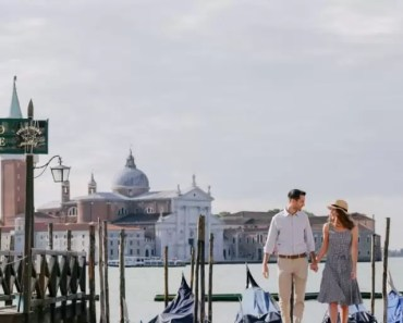 Venice - Most Romantic Holiday Honeymoon Destinations for Couples