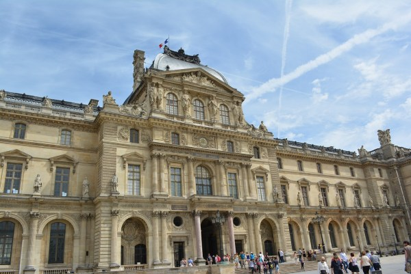 Louvre Museum In Paris Architecture Journey Home