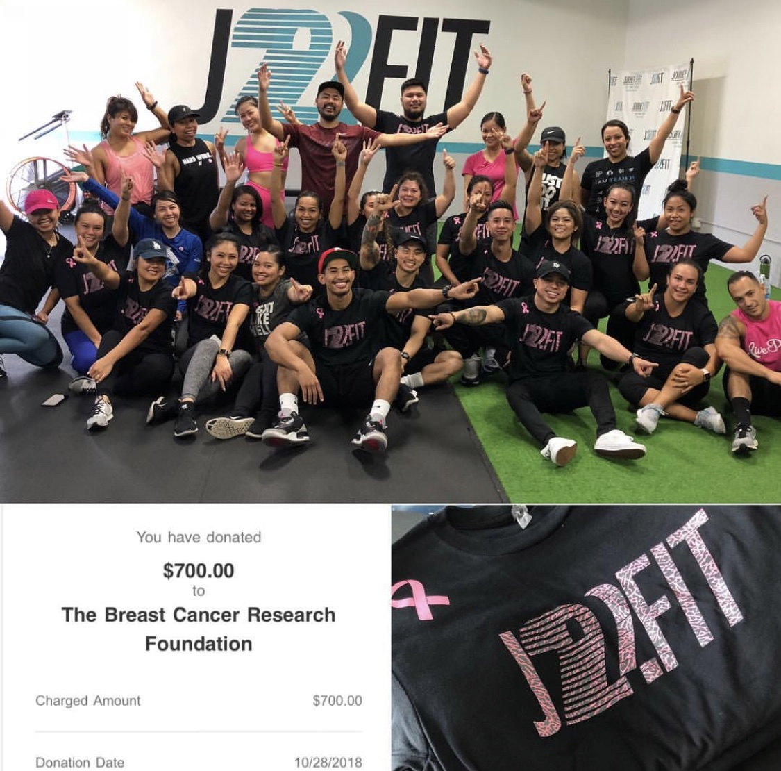 Breast Cancer Awareness Bootcamp