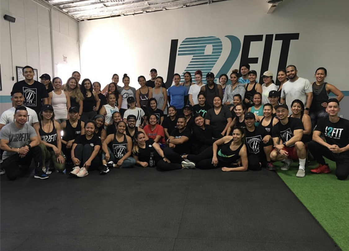 Hurricane relief boot camp charity boot camp