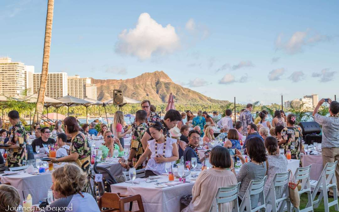 Experience Oahu's Most Decadent Luau