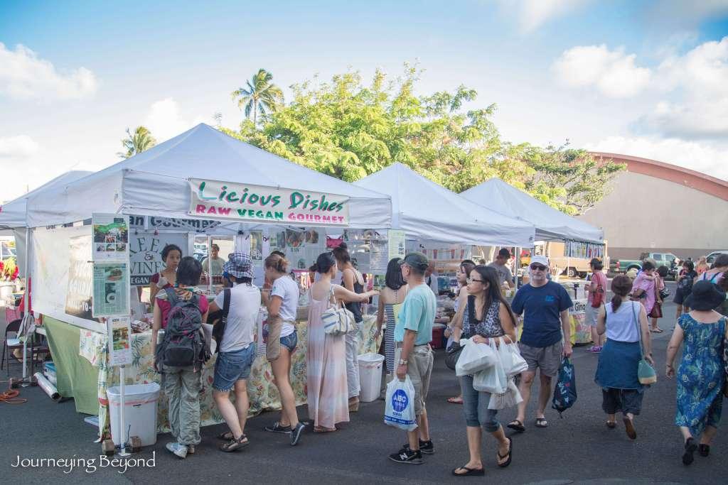 Kailua Farmers Market-1