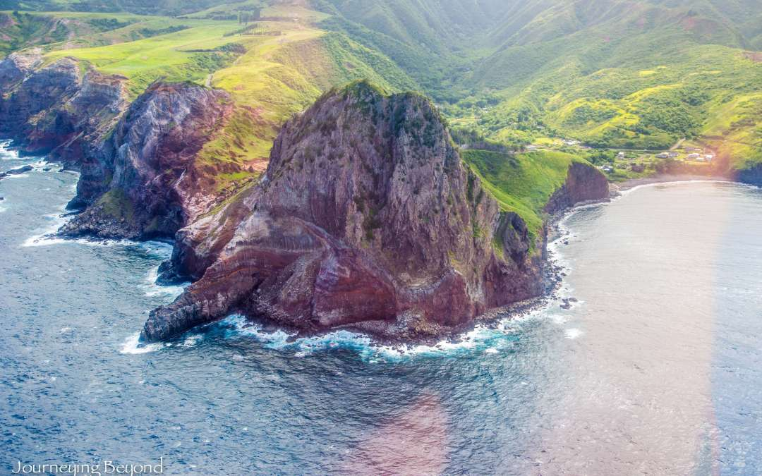 Maui From Above ~ The Bird's Eye View