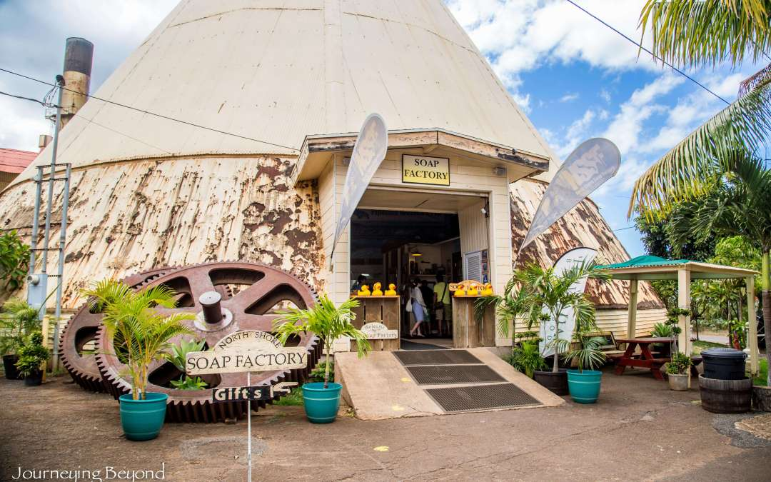 Get Soaped at the North Shore Soap Factory