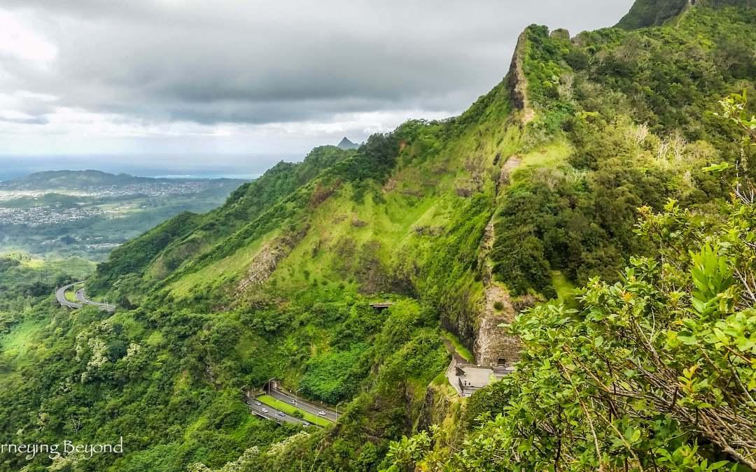 Feel like Tempting Fate? Climb the Pali Puka Trail