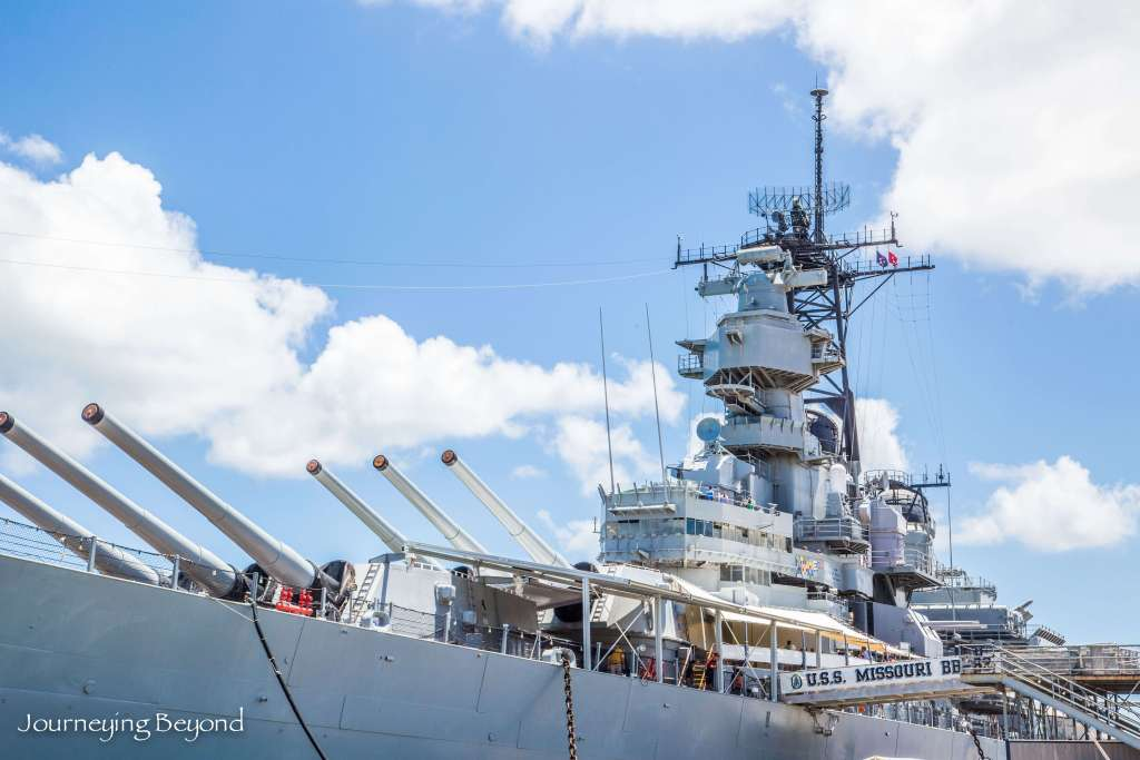 USS Missouri -11