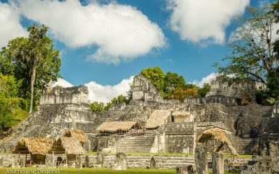 A Pictorial Journey through Tikal