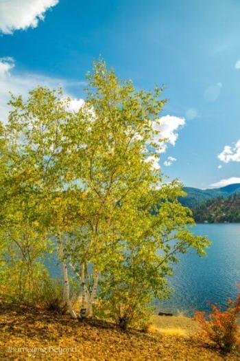 Autumn Lake Coeur D'Alene