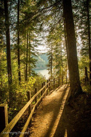 Mineral Ridge Trail