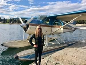 Coeur D'Alene seaplane tour