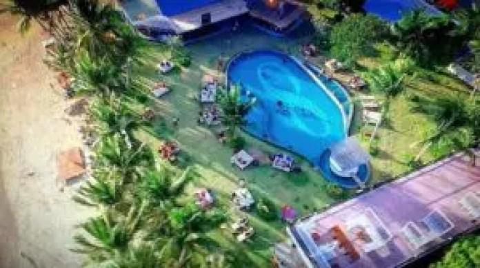 infinity beach club Koh phangan