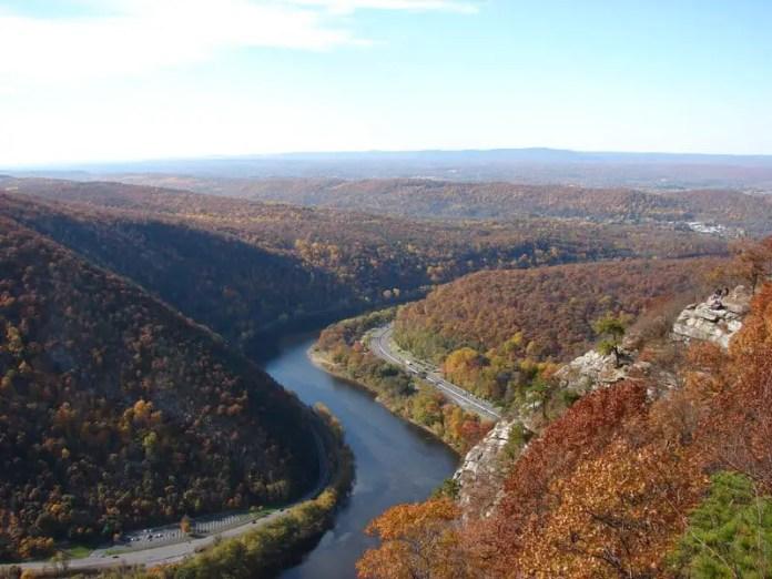 The Delaware Water Gap