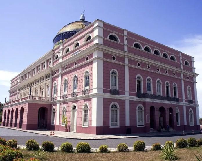 Is Manaus Worth Visiting? Teatro Amazonas Manaus