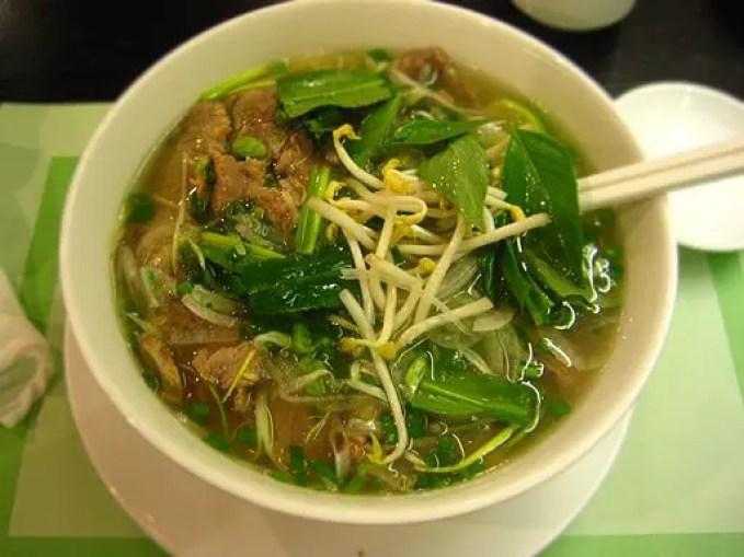 Pho: National Dish of Vietnam