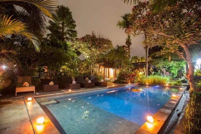 Villa Mandi Hotel Bali