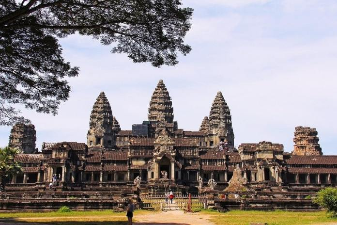 Cambodia is worth visiting for Angkor Wat