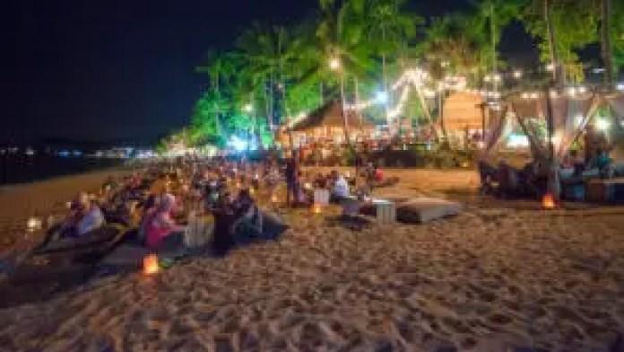 Koh Phangan nightlife