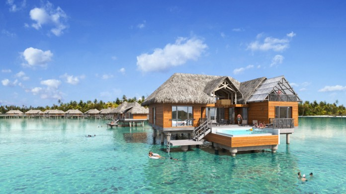 The Brando Suite Overwater Villa