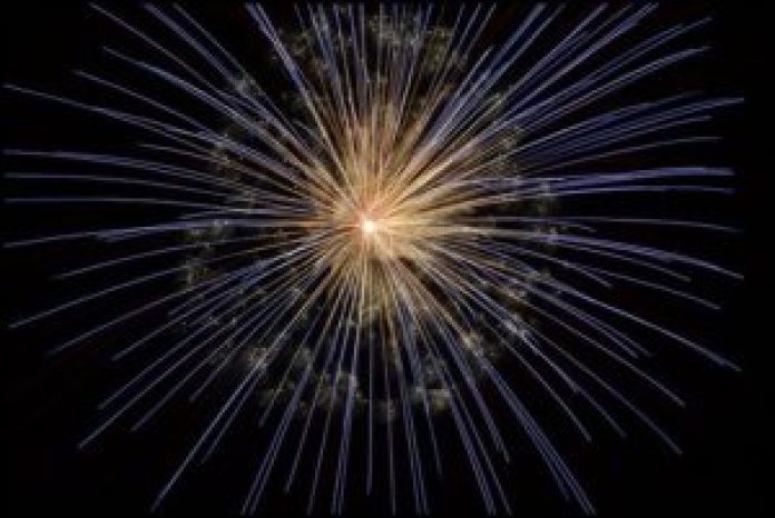 koh phangan firework display